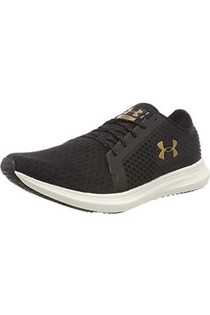 Under Armour Women's Ua W Sway Competition Running Shoes, ( /Ivory/ Metallic Faded 002)