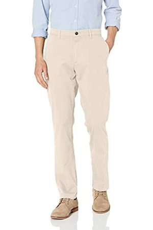 Amazon Athletic-Fit Broken-in Chino Pant Stone