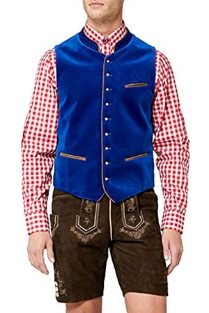 Stockerpoint Men's Weste Ricardo Gilet, Blau (royale)