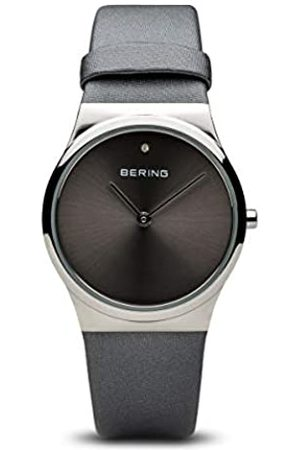 BERING Women's Analogue Quartz Watch with Textile Strap 12130-609