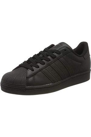 adidas Men's Superstar Gymnastics Shoe, Core /Core /Core
