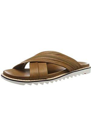 LLOYD Men's EDVINO Flip Flops, (New Nature 2)