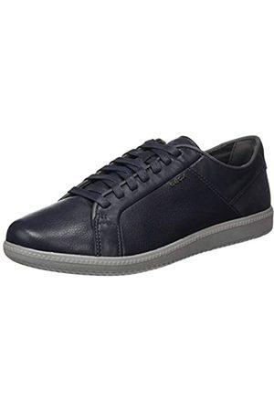 Geox Men's U Keilan D Low-Top Sneakers, (Navy C4002)