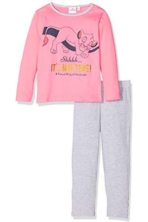 Disney Girl's HS2220 Pyjama Sets