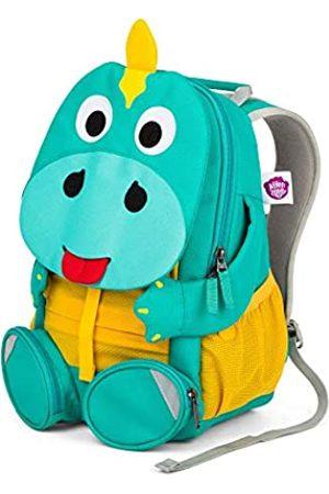 Affenzahn Large Friend Didi Dino Turquoise Children's Backpack, 31 cm
