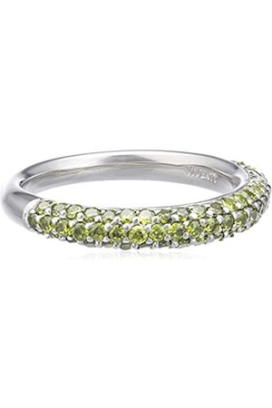 Viventy Women's Ring Choose Me 925 Sterling 61 Zirconia OliveSize: 56 (17.8) 765071