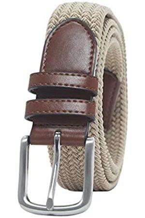 Amazon Men's Classic Belt for Suits 95 CM (Manufacturer size: 38)