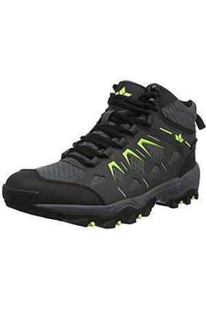 Lico Men's Sierra High Rise Hiking Shoes, (Anthrazit/Lemon Anthrazit/Lemon)