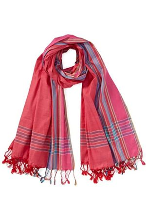 Kikoyland Men's Scarf - - Rot (Bordeaux) - One size