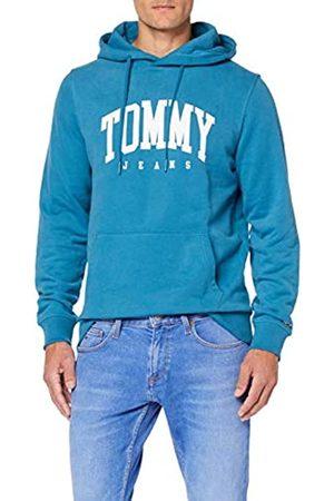 Tommy Hilfiger Tommy_Jeans Men's TJM Essential Tommy Hoodie Jumper