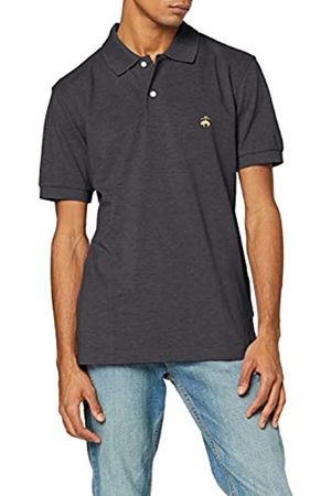Brooks Brothers Men's Supima Polo Slim Mezza Manica Shirt