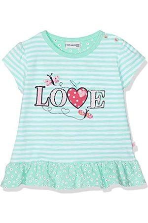 Salt & Pepper Salt and Pepper Baby Girls' B T-Shirt Wild Stripe Love