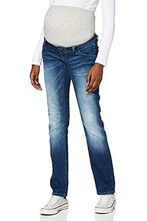 Mamalicious Women's Mlbay Straight Jeans A. Slim
