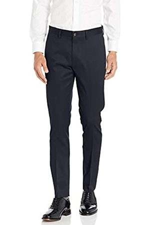 Buttoned Down Skinny Fit Non-iron Dress Chino Pant Navy
