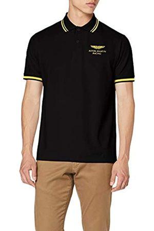 Hackett Men's's Aston Martin Racing Tip Cllr Polo Shirt, ( 999)
