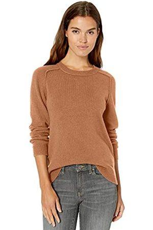 Daily Ritual Women's Wool Blend Crewneck Sweater L