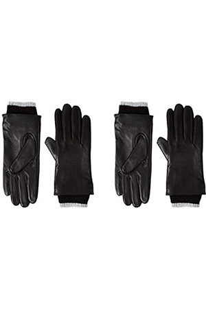 Dorothy Perkins Women's Ribbed Jersey Leather Glove