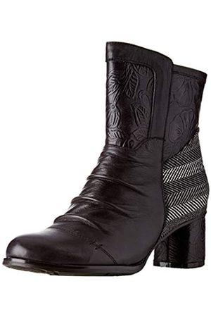 LAURA VITA Women's Gicno 30 Ankle Boots, Noir