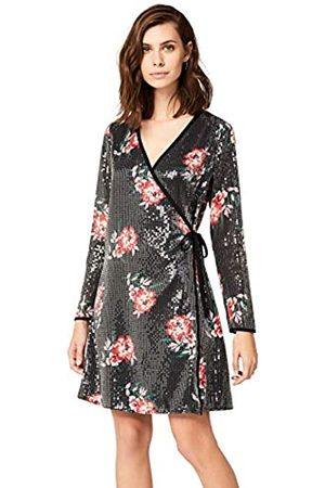 TRUTH & FABLE Amazon Brand - Women's Party Dress, 18