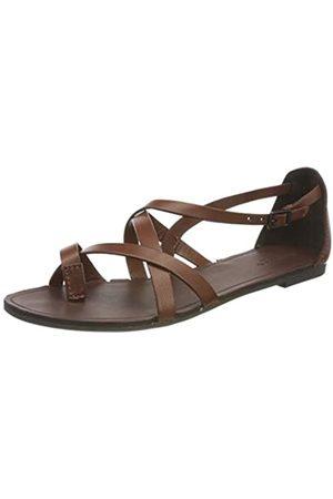 Vagabond Women's Tia Flip Flops, (Cognac 27)