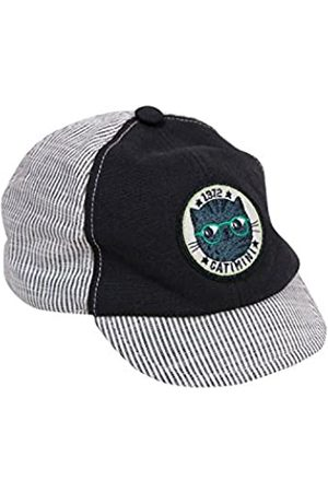 Catimini Baby Boys' Casquette Cap, Bleu (Bleu Navy)