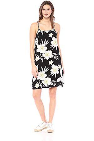 28 Palms Tropical Hawaiian Print Halter Shift Dress Casual