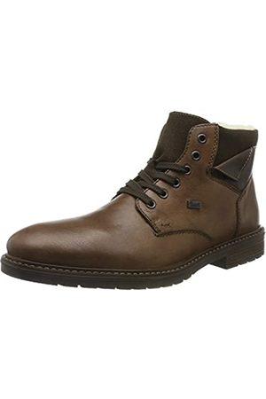 Rieker Men's Herbst/Winter Classic Boots, (Mahagoni/Kastanie/Moro 26)