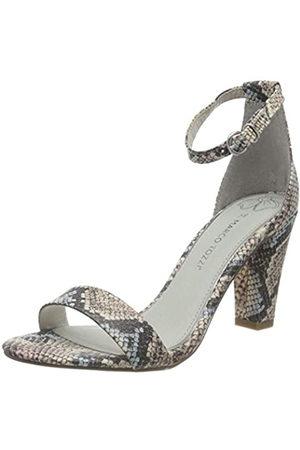 Marco Tozzi Women's 2-2-28383-24 Ankle Strap Sandals