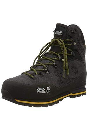 Jack Wolfskin Men's Wilderness Texapore Mid M Wasserdicht High Rise Hiking Shoes, (Phantom/Burly Xt 6357)