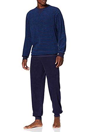 Seidensticker Men's Frottee Anzug Lang Pyjama Sets