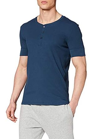 Schiesser Men's T-Shirt Knopfleiste Vest