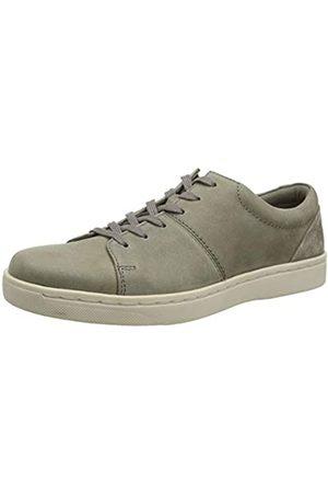 Clarks Men's Kitna Vibe Low-Top Sneakers, (Sage Nubuck Sage Nubuck)