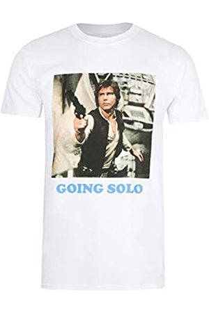 Star Wars Men's Going Solo T-Shirt