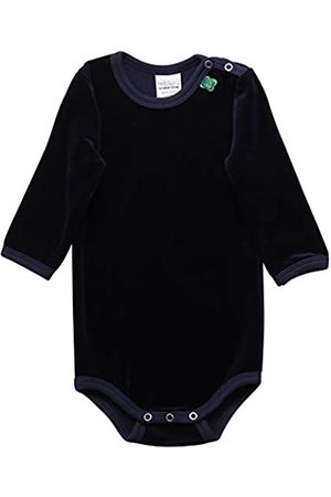 Fred's World by Green Cotton Baby Velvet Body Shaping Bodysuit