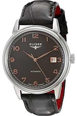 ELYSEE Men's 80546 Classic-Edition Analog Display Automatic Self Wind Watch