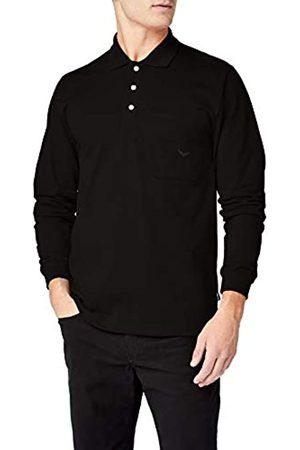 Trigema Men's 621652 Polo Shirt, -Schwarz (Schwarz 008)