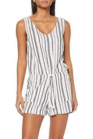 find. RS-0124 Playsuit for Women, ( / Stripe)