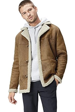find. Men's Coat in Faux Suede