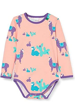Fred's World by Green Cotton Baby Girls' Lama Body Shaping Bodysuit