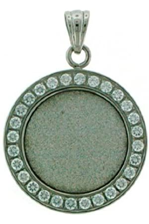 Vilma Righi Women s Pendant Stainless Steel and Zirconia