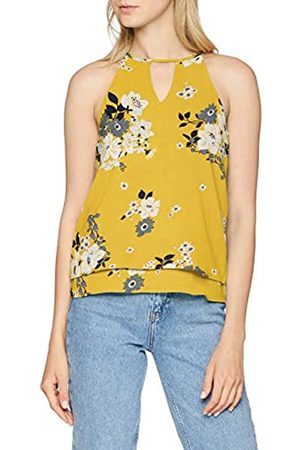 ONLY NOS Women's Onlmariana Myrina S/l Top Noos Wvn Floral Vest