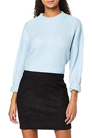 ONLY Women's Onljulie Fauxsuede Bonded Skirt OTW Noos