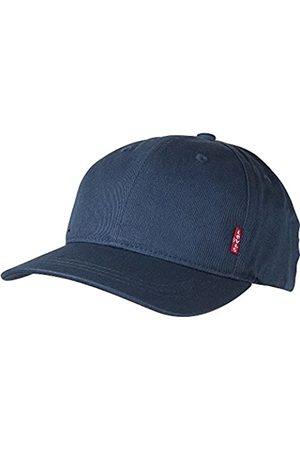 LEVIS FOOTWEAR AND ACCESSORIES Men's Classic Twill Red Tab Cap Baseball