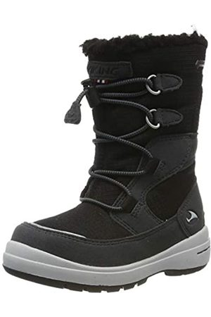 Viking Unisex Kids' Totak GTX Snow Boots, ( /Charcoal 277)