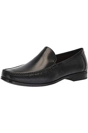 Ecco Men's Dress Moc Loafers, (11001black)