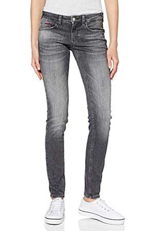 Tommy Hilfiger Women's Sophie Low Rise Skinny MRCKG Straight Jeans