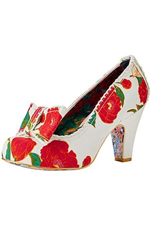 Irregular Choice Women's Summer Freckles Closed Toe Heels, ( / Atomic)