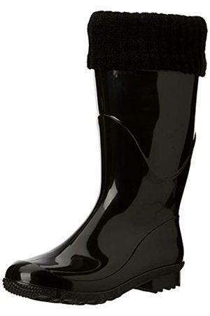 Romika Women's Giulia 01 Wellington Boots, (Schwarz 100 100)