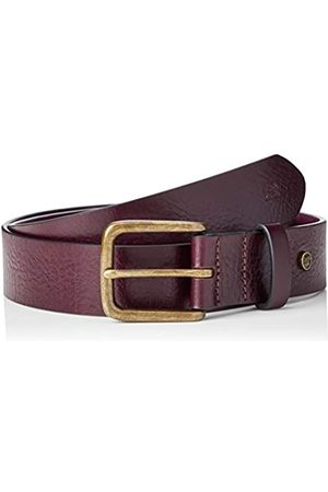 Scotch&Soda Men's Classic Wide Leather Belt