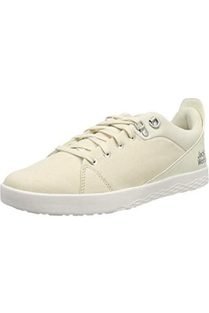 Jack Wolfskin Men's Auckland Ride Low M Top Sneakers, Off- ( Sand 5017)